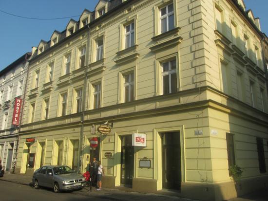 Kazimierz's Secret Apartments : esterno del palazzo