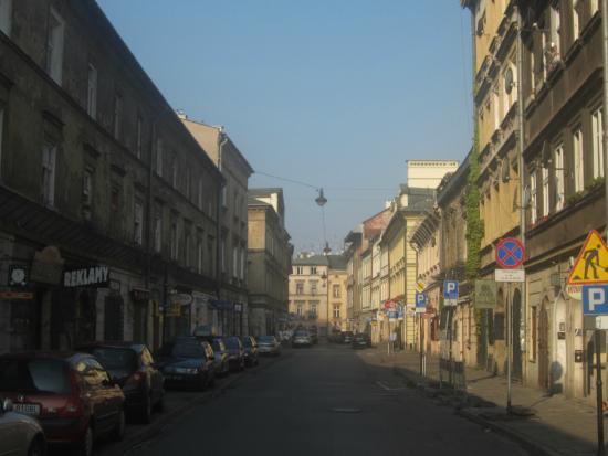 Kazimierz's Secret Apartments: via dell'appartamento(josefa)