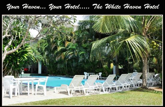 The White Haven Hotel: we need to keep you for comfortable...........