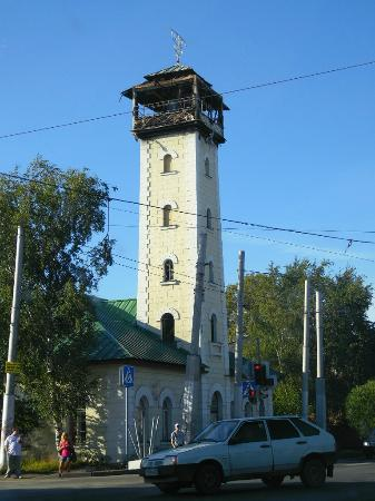 ‪Fire Tower‬
