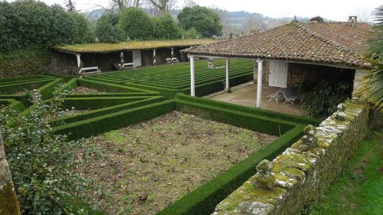 A Estrada, Spain: Jardines