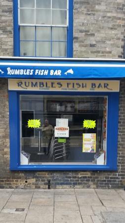 Rumbles Fish Bar Thetford