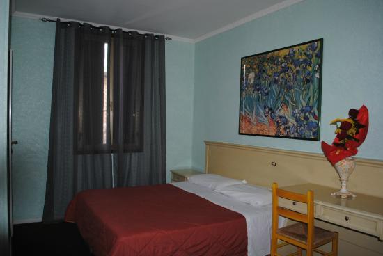 Hotel Belvedere: room