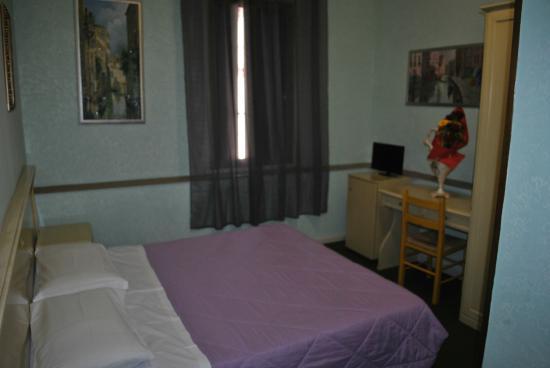 Hotel Belvedere: double room