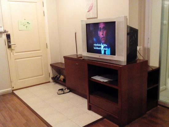 Baiyoke Ciao: ทีวีดูได้หลายช่อง