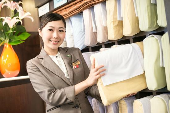 Lohas Residences Sukhumvit: Japanese Pillows