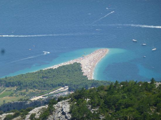 Bol, Croatia: Aussicht von Vidova Gora