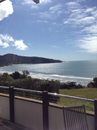 Ahipara Bay Motel: View from the bedroom
