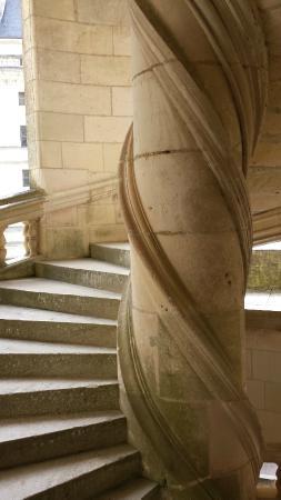 escalier du ch 226 teau de chambord picture of chateau de chambord chambord tripadvisor