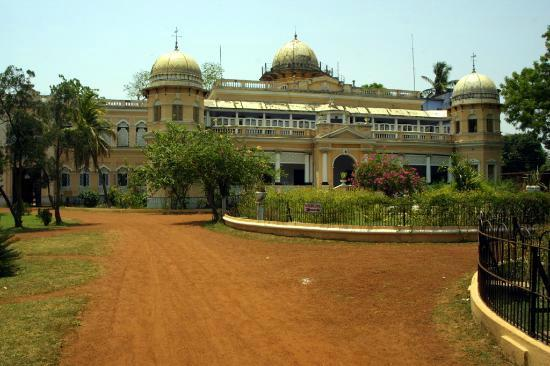 Midnapore, India: Jhargram Palace
