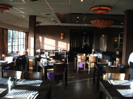 Fletcher Hotel-Restaurant Heiloo: Restaurant in Hotel Heiloo