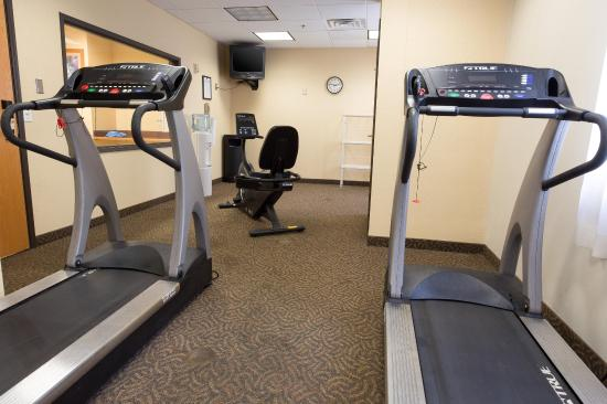 Pear Tree Inn Lafayette: Fitness Center