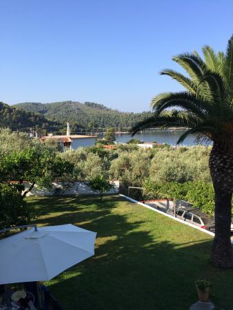 Foto de Hotel Panormos Beach Skopelos