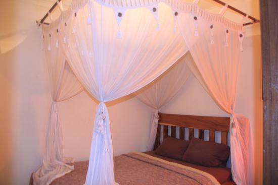 Villa Kubu Merta: badroom