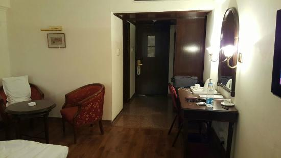 Hotel Mountview: Room