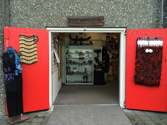 Maori Arts Gallery