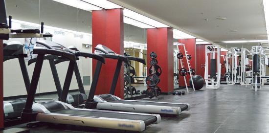 Grand Chancellor Hotel Hobart: Gym New