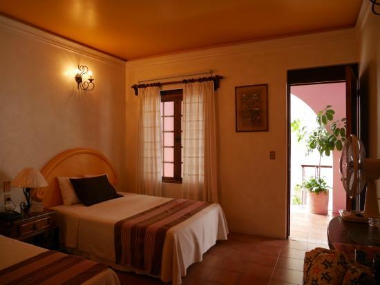 Hotel Trebol: 部屋