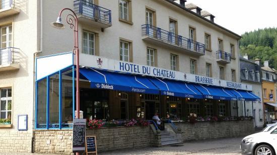 Hotel du Chateau