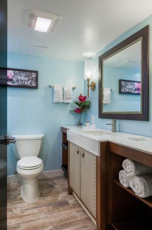 The Kenilworth Hotel: Bathroom