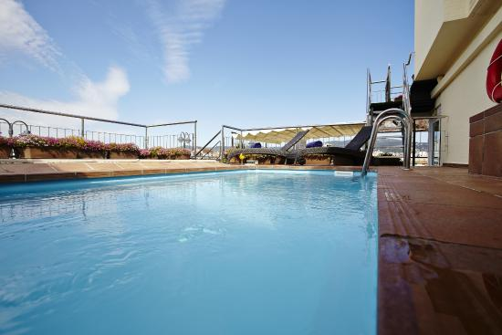 Hotel HCC Regente: Pool