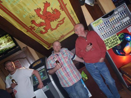The Highlander Scottish Bar Ibiza: Highlander 2012