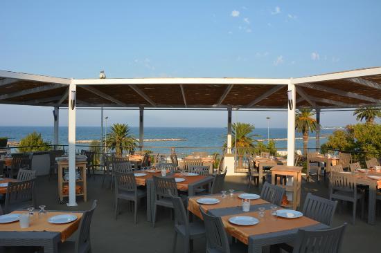 La Terrazza sul Mare - Picture of Ristorante Pizzeria la Terrazza ...