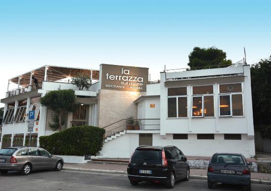 La Terrazza sul Mare - Foto di Ristorante Pizzeria la Terrazza sul ...