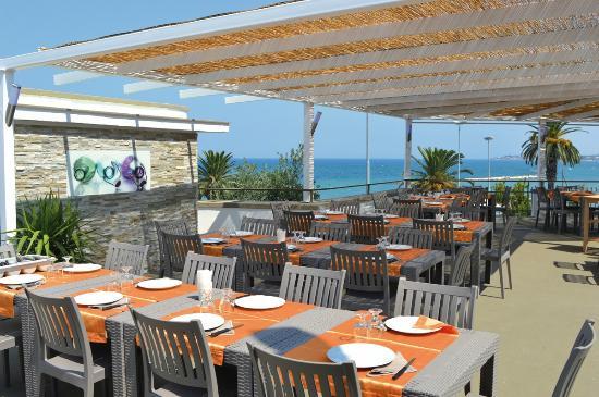 Stunning Ristorante Pizzeria La Terrazza Contemporary - Design and ...