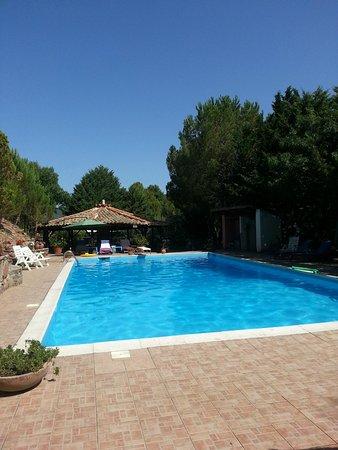 Al Poggetto: Swimming pool