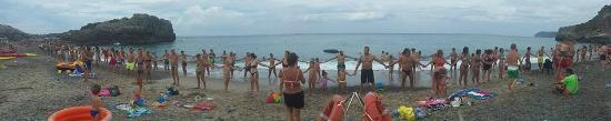 Villaggio La Perla: animazione in spiaggia