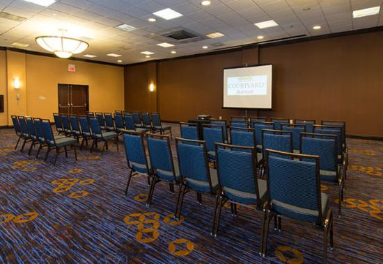 Courtyard by Marriott Columbia Downtown at USC: Lexington Meeting Room – Theater Setup
