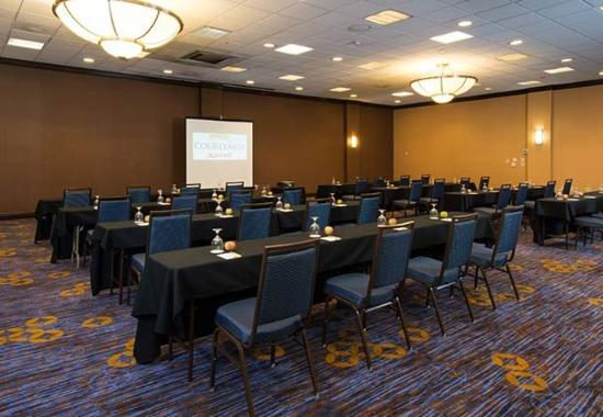 Courtyard by Marriott Columbia Downtown at USC: Meeting Room – Classroom Setup