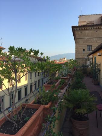 La Residenza : View from the rooftop