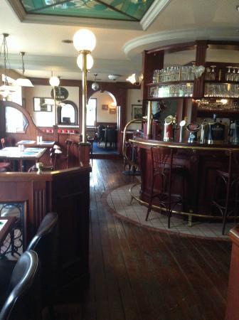 Hotel Restaurant Lamy : Bar Irlandais