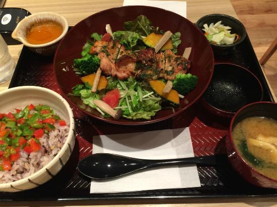 Otoyag Sapporoesta: 野菜がたっぷり
