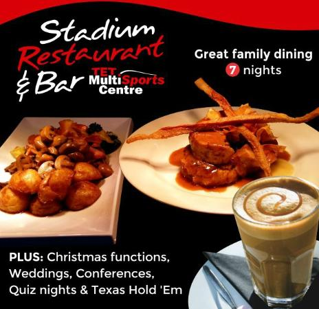 Stadium Restaurant and Bar