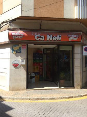 Bar-Cafeteria CA NELI