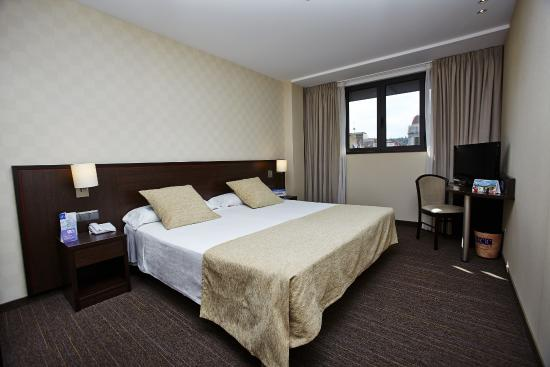 HCC Lugano: Guest Room