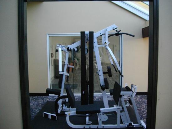 Best Western Resort Hotel & Conference Center: Fitness Area