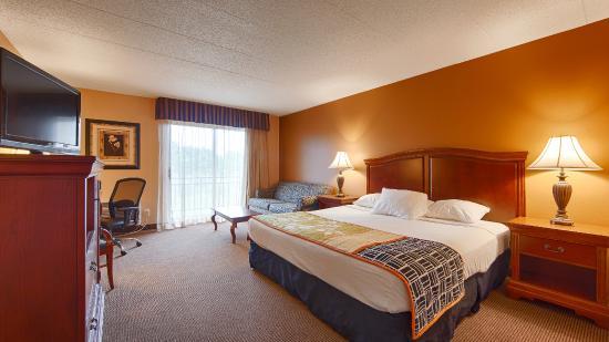BEST WESTERN Resort Hotel & Conference Center: King Room