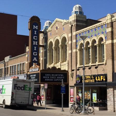 Michigan Theater: The theatre