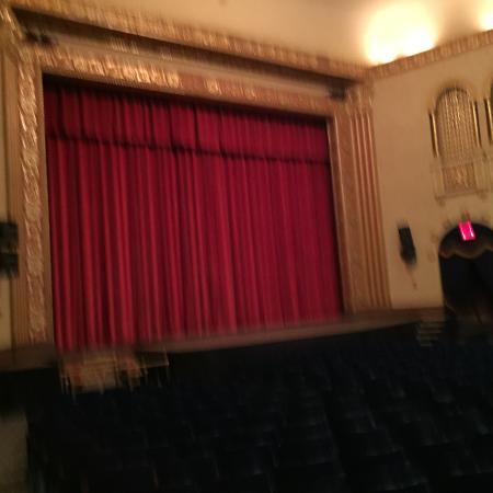 Michigan Theater: inside 1