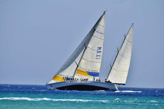 Maxi Power Sailing
