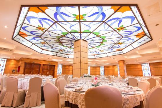 Hotel Abades Loja: Salón
