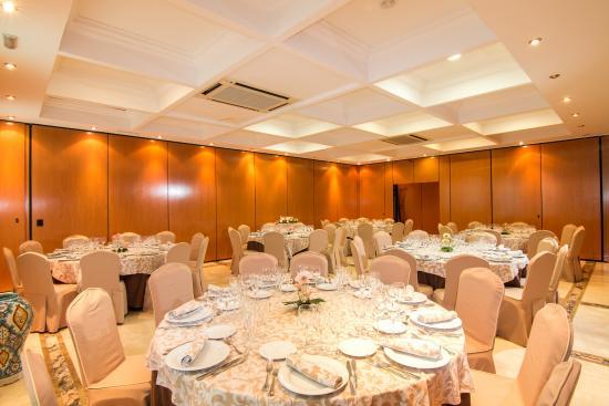 Hotel Abades Loja : Salón