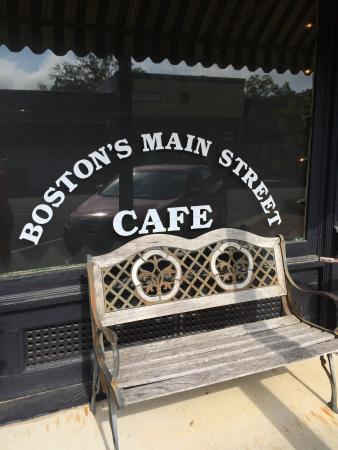 Boston Main Street Cafe