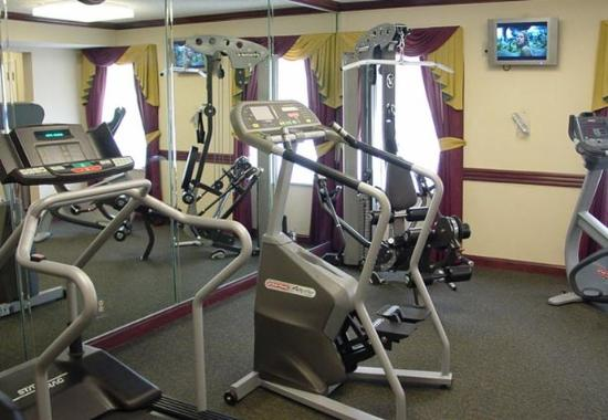 Baymont Inn & Suites Madison Heights Detroit Area: Exercise Room
