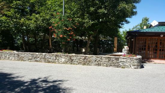 I Tre Castagni: Ottimo pranzo al fresco