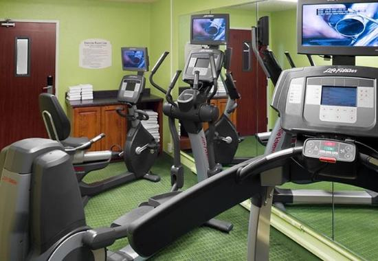 Fairfield Inn Kennewick: Fitness Center